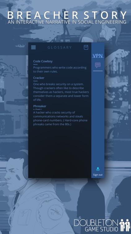 Breacher Story screenshot-3