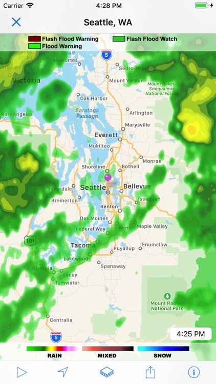 ALERT FM-Local Alerts +Weather screenshot-3