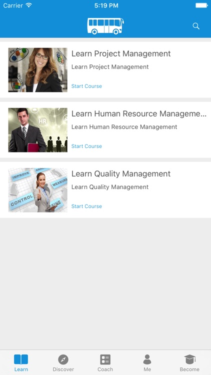 Learn Project and HR