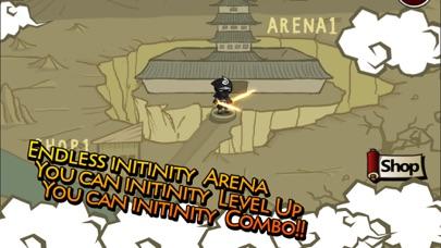 Screenshot #2 pour Ninjas Infinity