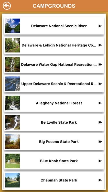 Pennsylvania National Parks