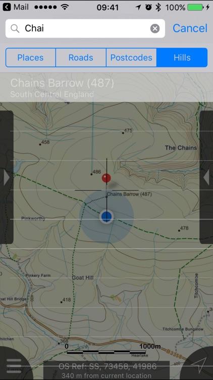 Exmoor Maps Offline screenshot-3