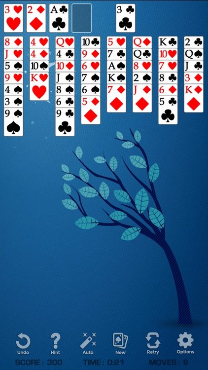 FreeCell Solitaire ◆