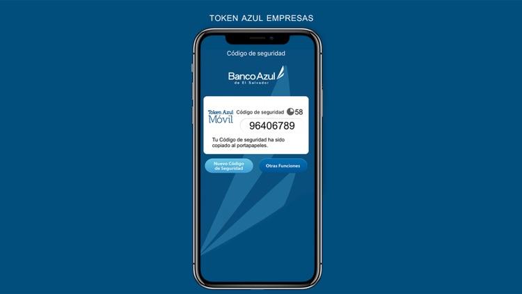 Token Azul Empresas screenshot-4