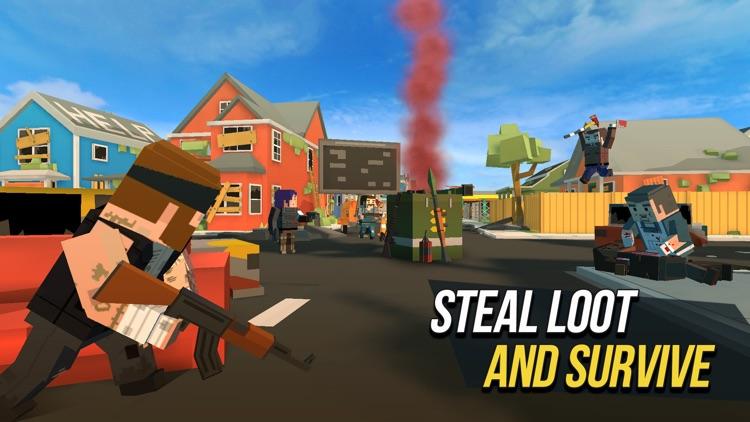Grand Battle Royale: Pixel FPS screenshot-3