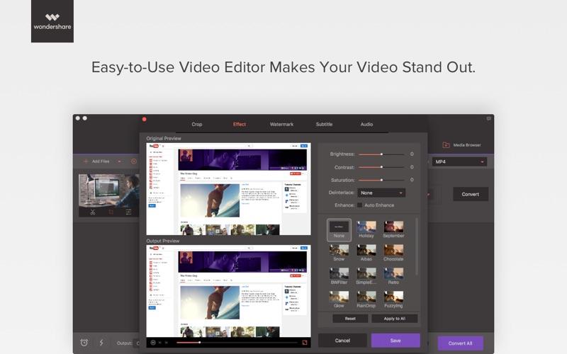 VideoConverterUltimate Screenshots