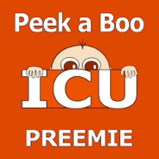 Peekaboo ICU Preemie Baby