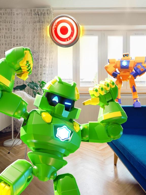 AR Robot screenshot 7