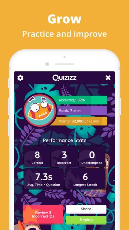 Quizizz: Play to learn screenshot-3