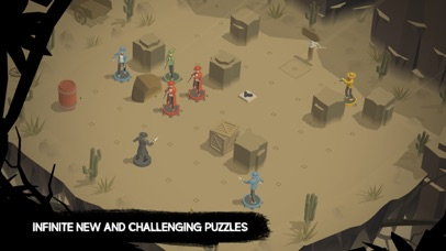 Infinite West - Puzzle Chess screenshot #1