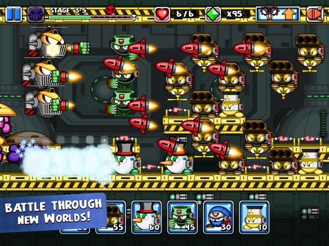 Tiny Defense 2 Screenshot