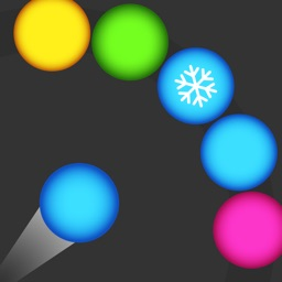Rush Balls: crash idle