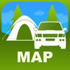 全国オートキャンプ場マップ