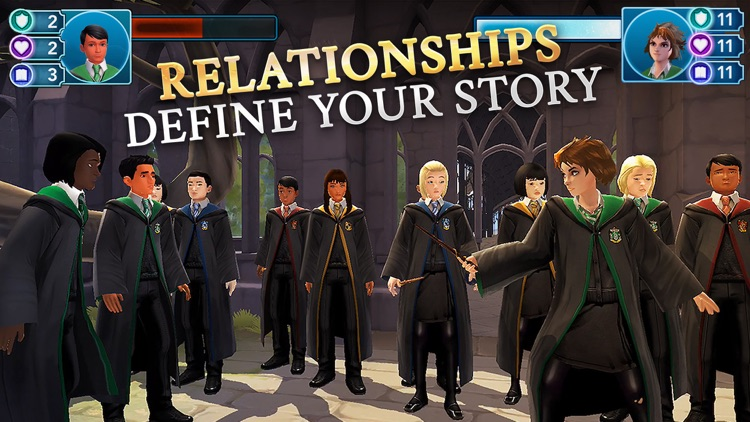 Harry Potter: Hogwarts Mystery screenshot-4