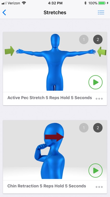Desk Exercises screenshot-1