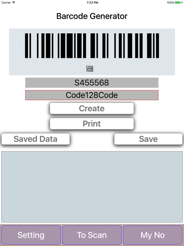 Barcode Generator on the App Store