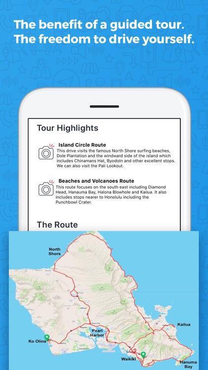Oahu GyPSy Guide Driving Tour screenshot-4
