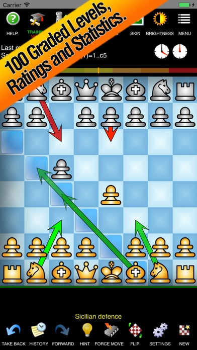 Screenshot #6 for Chess Pro - Ultimate Edition