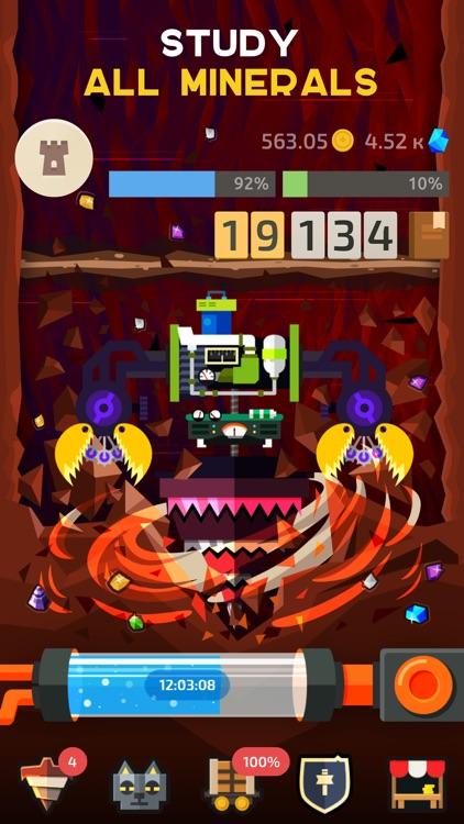 Drilla: Idle Gold Miner Game screenshot-0