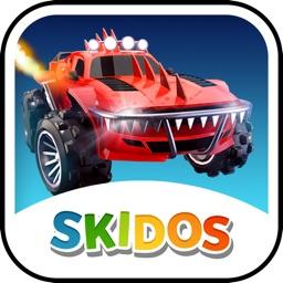 SKIDOS Kids Car Cool Math Game