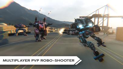 Robot Warfare: Mech Battle screenshot 7