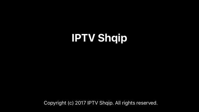 SHQIP TÉLÉCHARGER IPTV