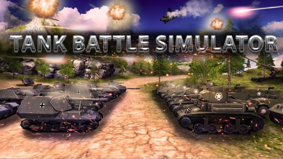 Tanks Battle Simulator Full screenshot 1