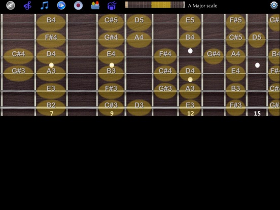 Guitar Scales & Chords Pro | App Price Drops