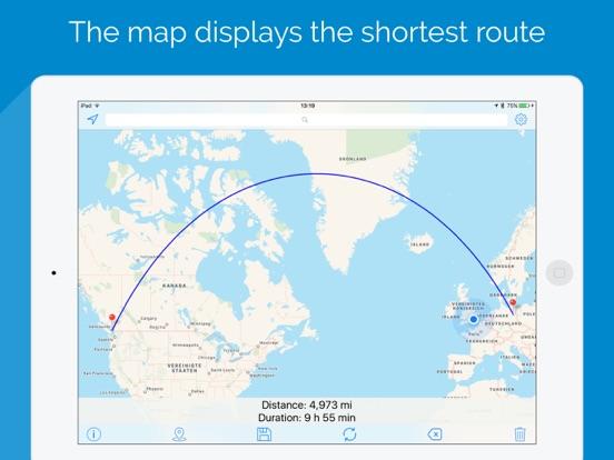 Flight Distance Calculator | App Price Drops on