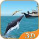 Акула Атака эволюция 3D профес