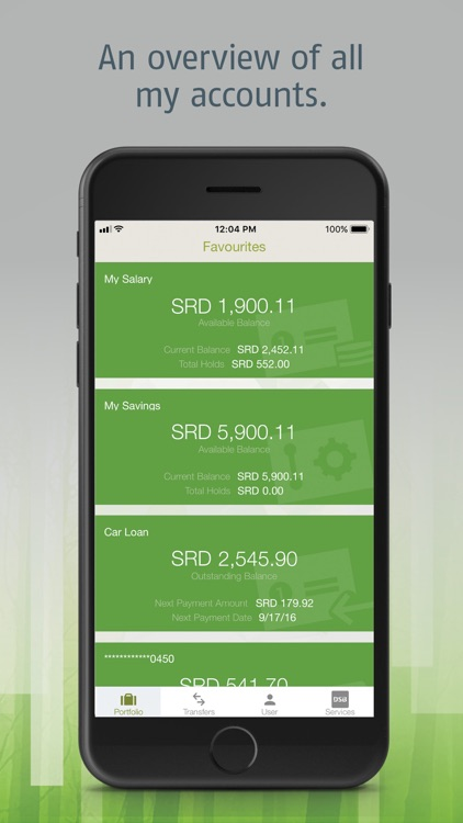 DSB Mobile Banking screenshot-1