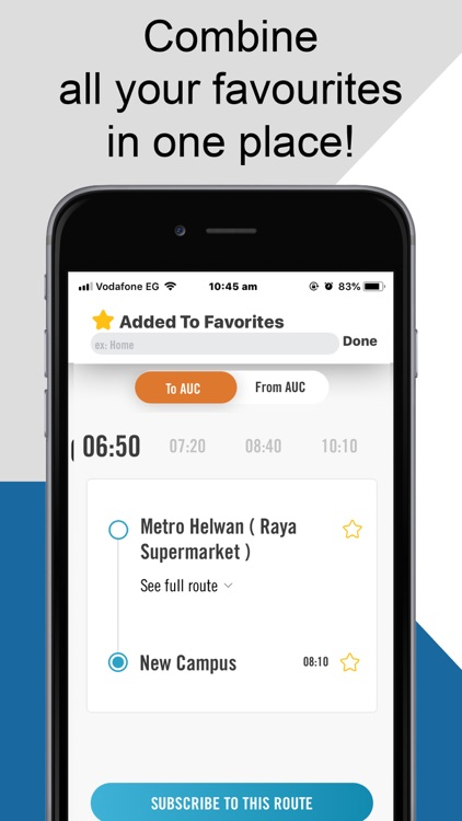 AUC Mobile screenshot-8
