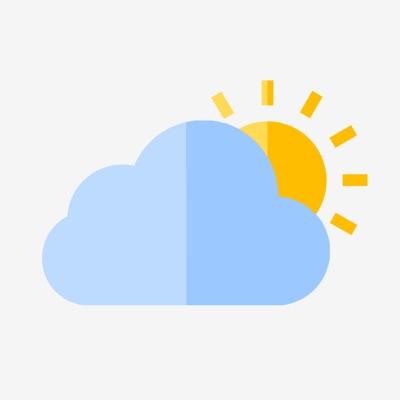 Cloudy - Weather Window ios app