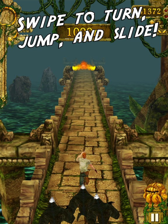 Temple Run Screenshots