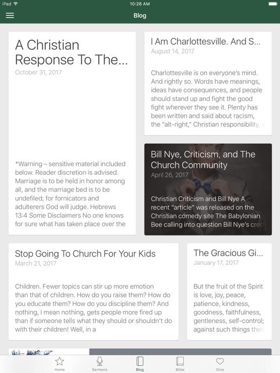 Sylvania Church screenshot 6