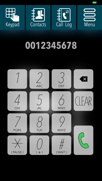 PTS Dialer by CSRA Inc  (iOS, United States) - SearchMan App
