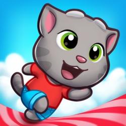 湯姆貓糖果跑酷