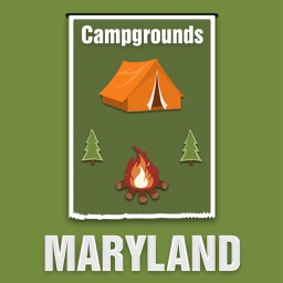 Maryland Campgrounds Offline