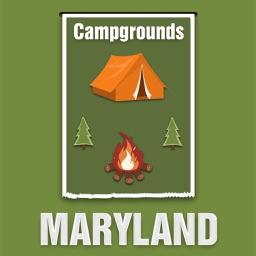 Maryland Campgrounds Offline