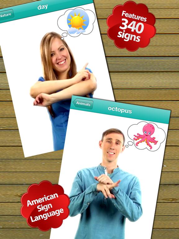 Baby Sign Language Dictionary - ASL Edition-ipad-0
