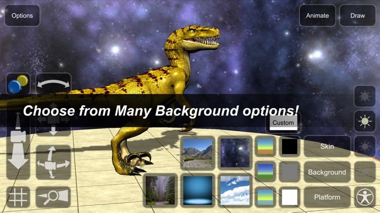 Raptor Mannequin screenshot-6