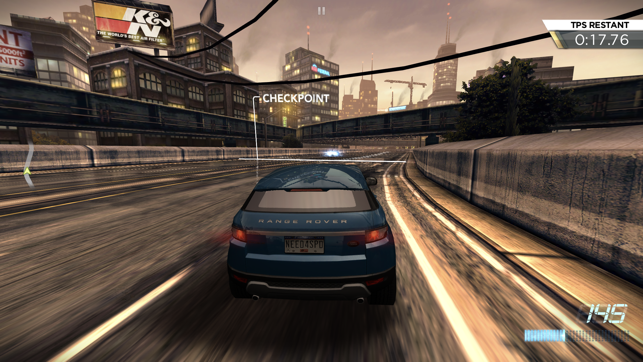 need for speed most wanted apk ios