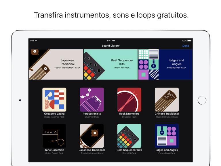 iPad Captura de tela 2