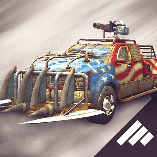 Guns, Cars and Zombies! Turbo icon