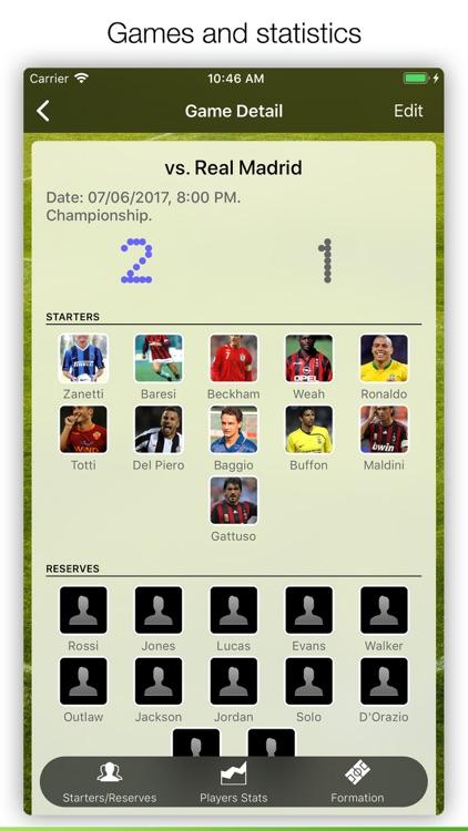 Assistant Coach Soccer screenshot-4
