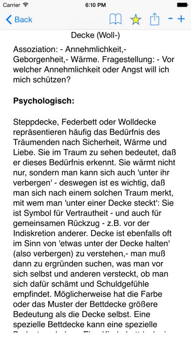 messages.download Traumdeutung auf Deutsch software