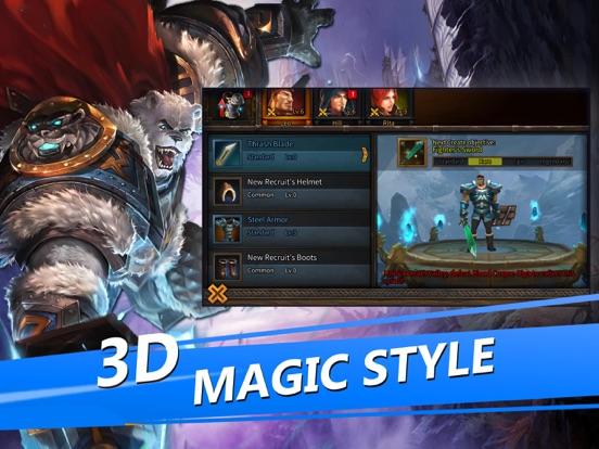 Скачать игру Infinity Sword-Magic strategy