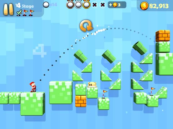 Golf Hero - Pixel Golf 3D screenshot 9