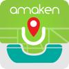 Amaken-地図上の友人の所在地や電話番号を探します