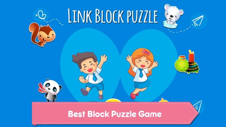Cute Link Animal Block Puzzle